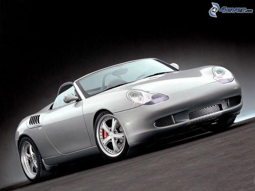 Porsche, auto sportive