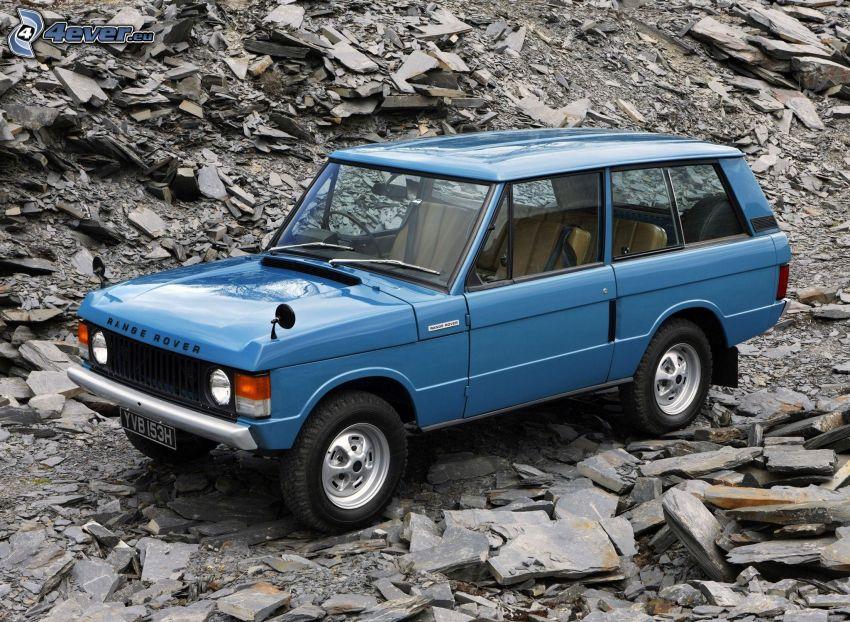 Range Rover, veicolo d'epoca