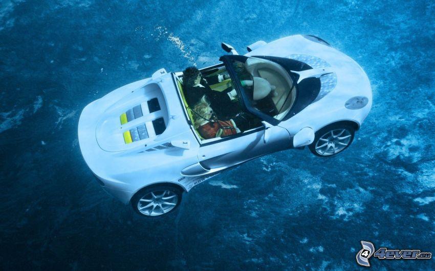 Rinspeed sQuba, auto, subacquei