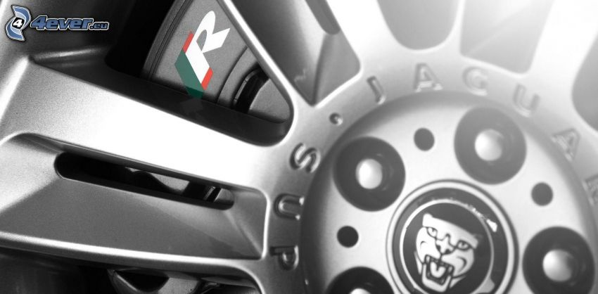 ruota, Jaguar XKR