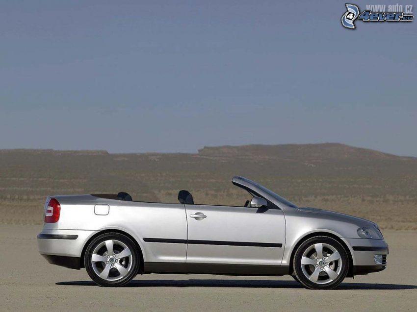 Škoda Octavia, cabriolet