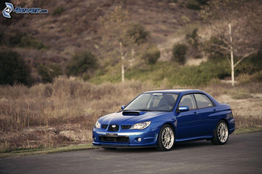 Subaru, strada