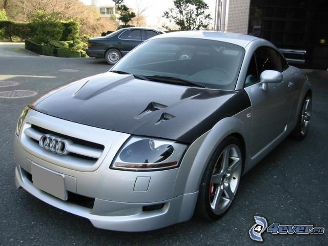 Audi TT, tuning