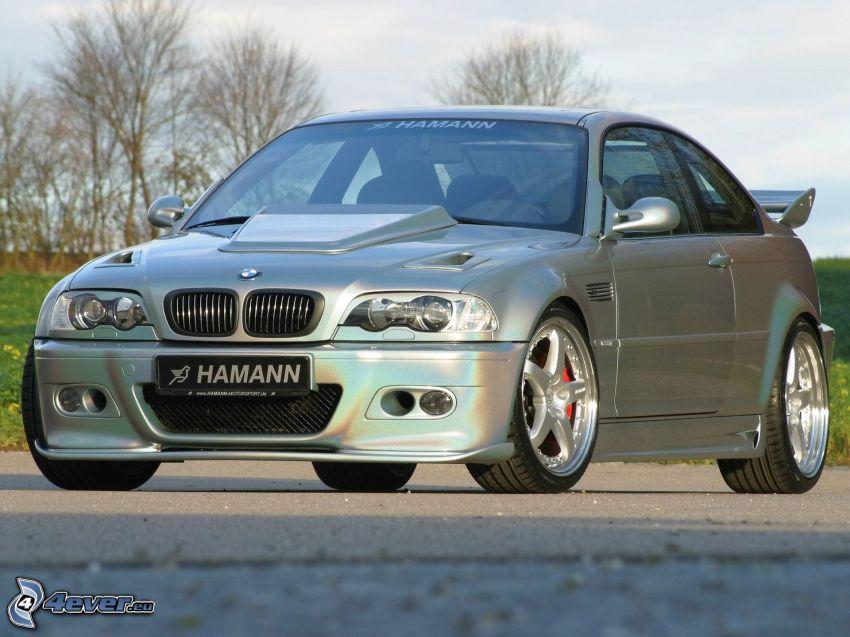 BMW 3, Hamann, tuning
