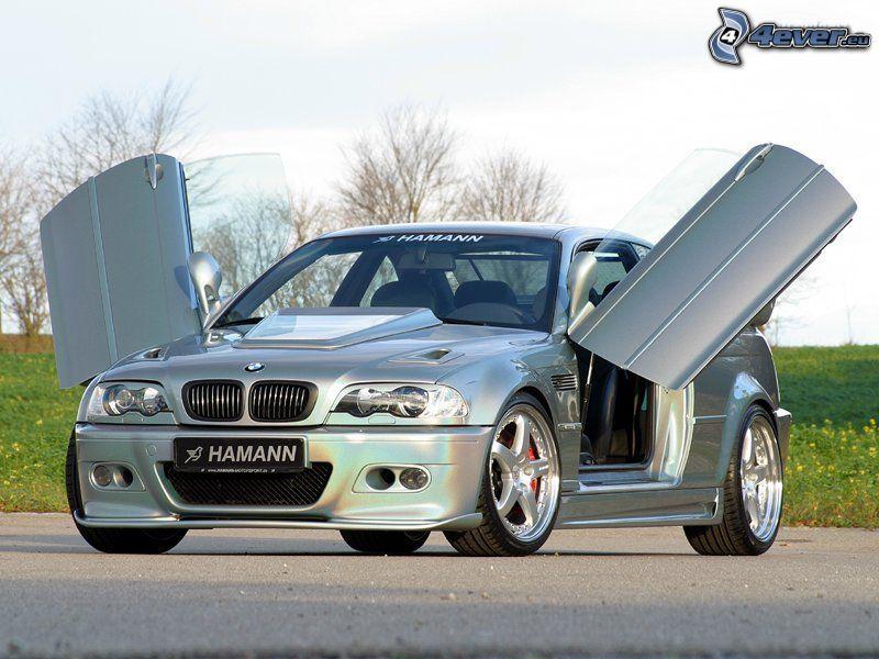 BMW M3 Hamann