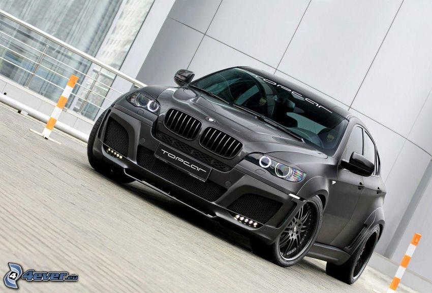 BMW X6, tuning