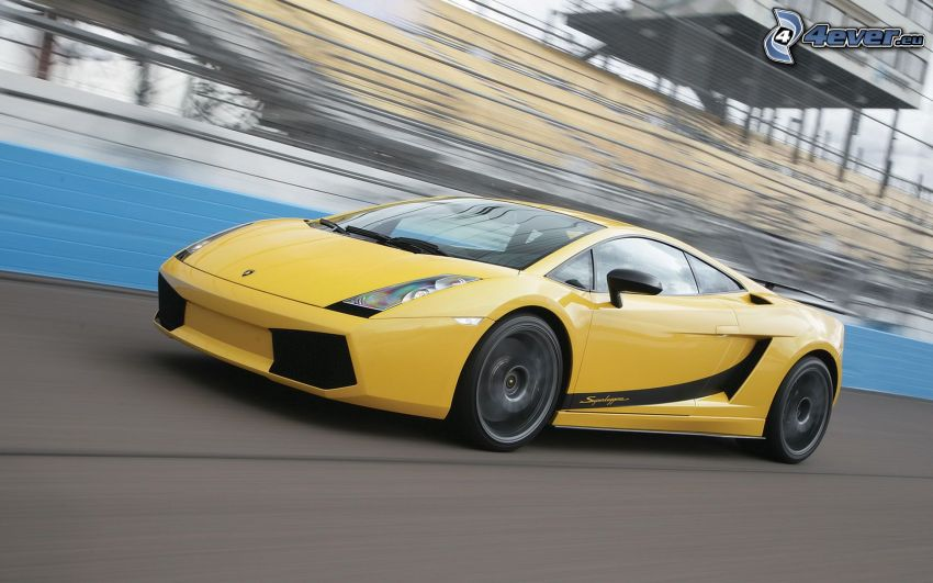 Lamborghini Gallardo, auto sportive