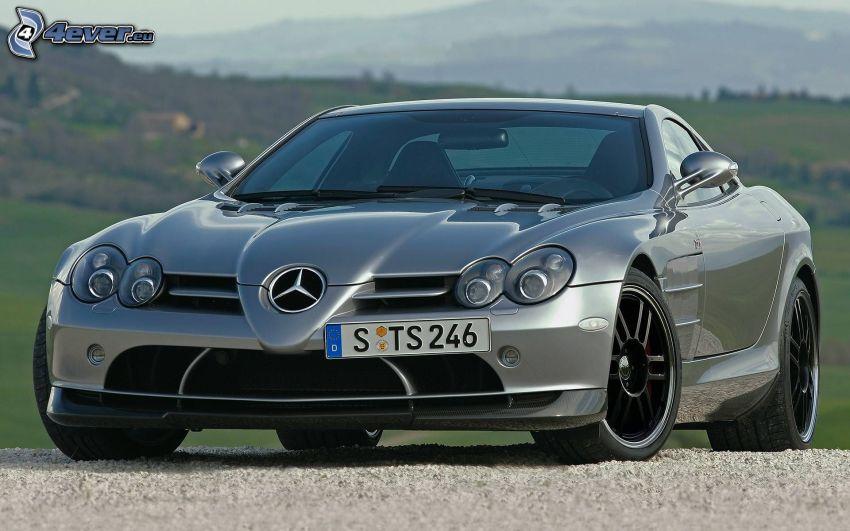 Mercedes-Benz SLR McLaren, auto sportive