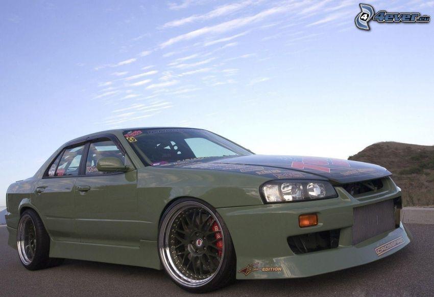 Nissan Skyline, tuning
