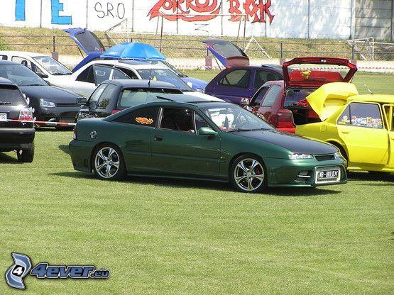 Opel Calibra, tuning