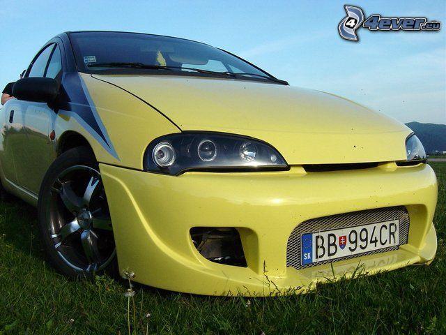 Opel Tigra, tuning