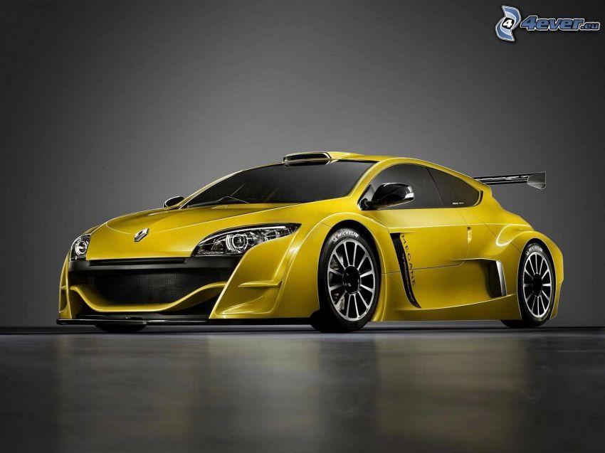 Renault Mégane Trophy, auto sportive