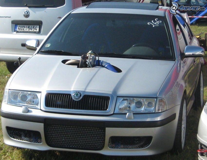 Škoda Octavia, tuning, motore