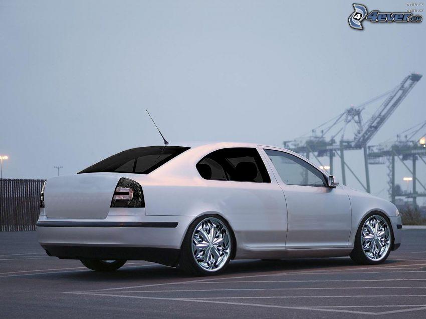 Škoda Octavia, virtual tuning, porto
