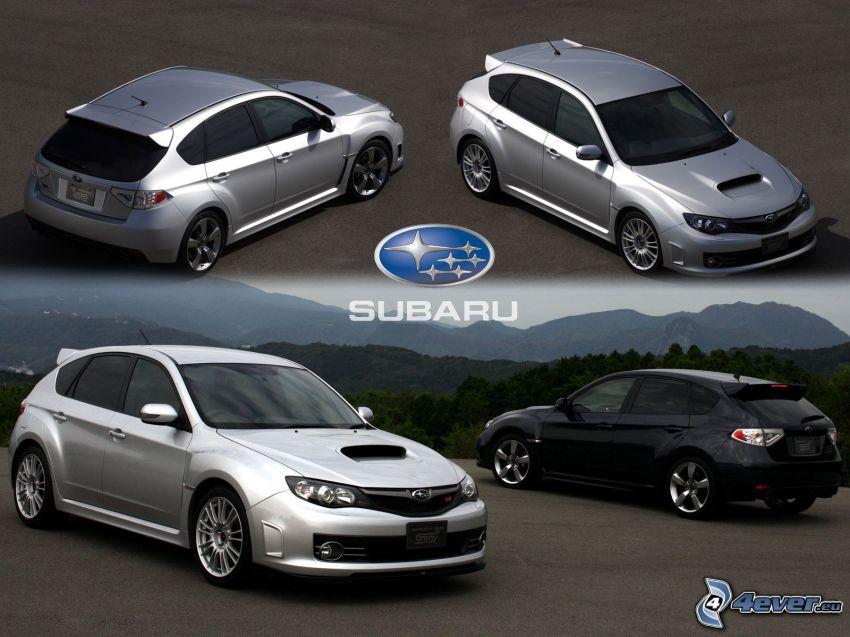 Subaru Impreza WRX STi, Subaru