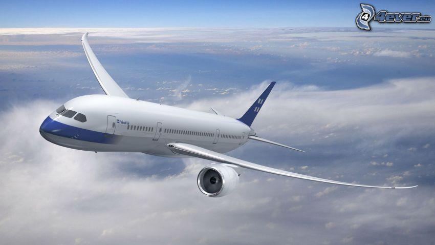 Boeing 787 Dreamliner, aereo