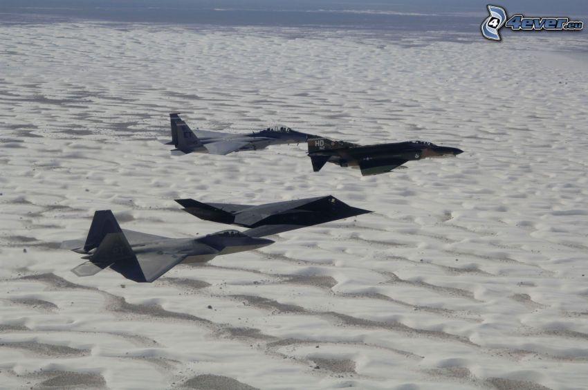aerei da caccia