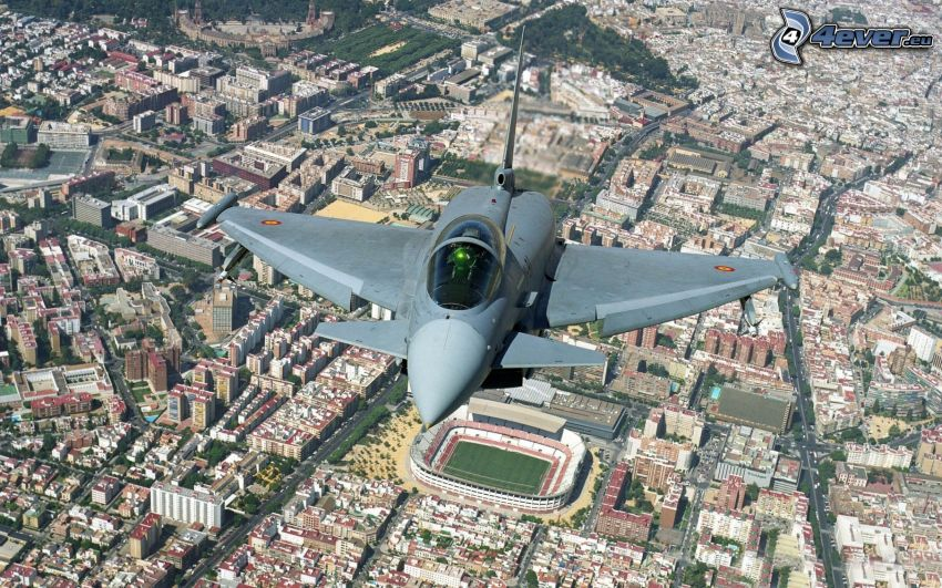Eurofighter Typhoon, città