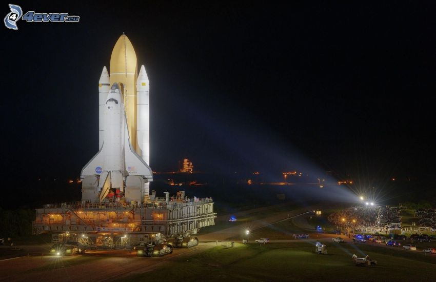 Space Shuttle Atlantis, STS 135