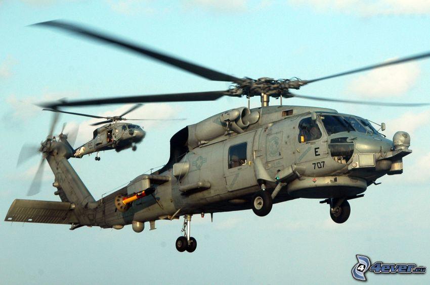 elicotteri militari