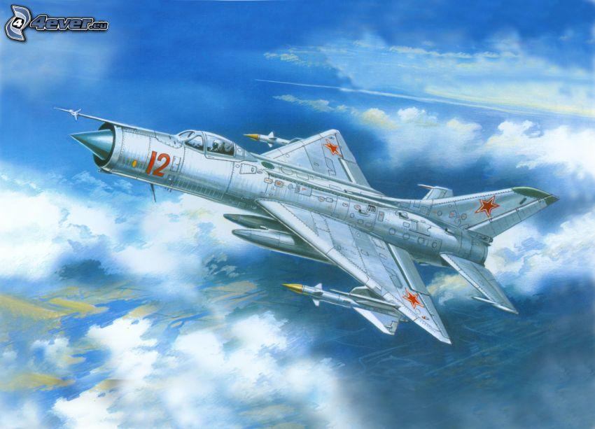 aereo da caccia