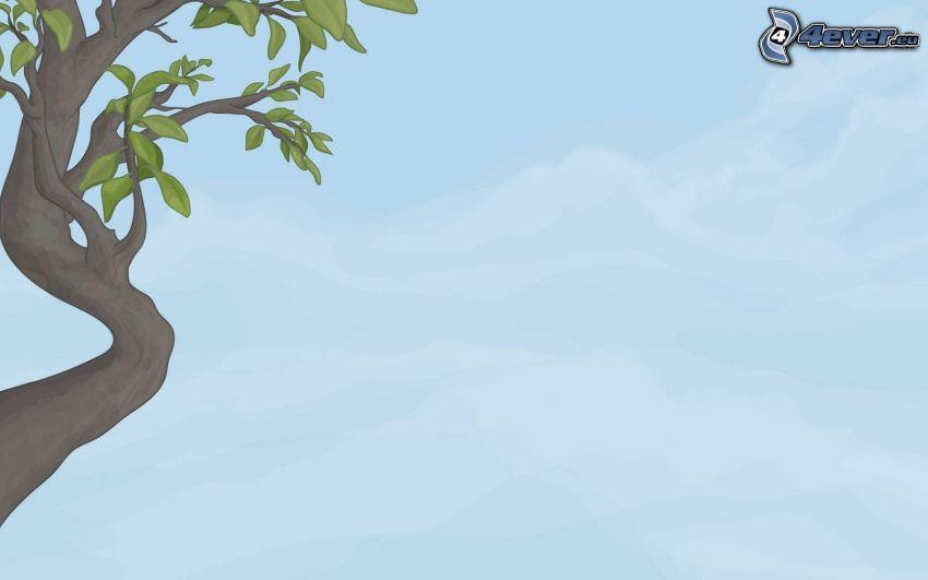 albero animato