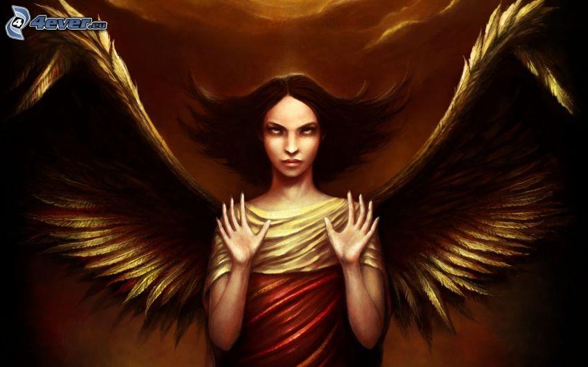 angelo oscuro