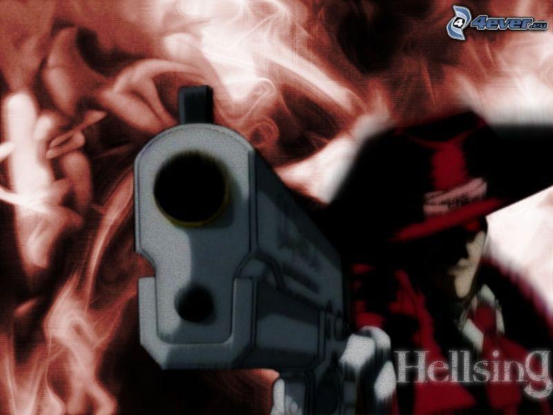 Hellsing, Alucard