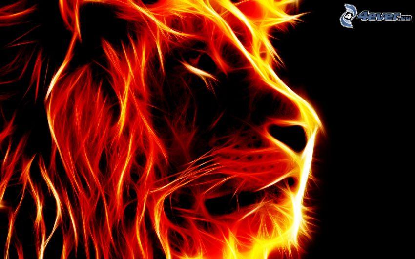 leone frattale