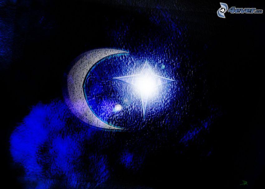 luna, stella