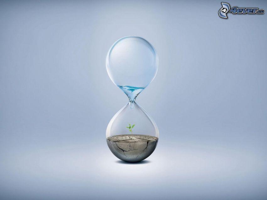 orologio a polverino