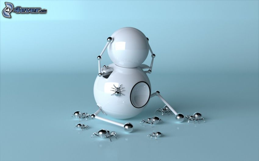 robot, Ragni