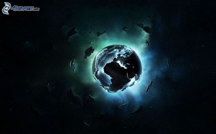 Terra, luce