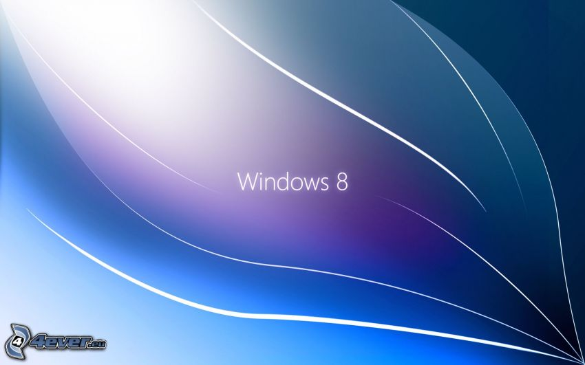 Windows 8, linee bianche