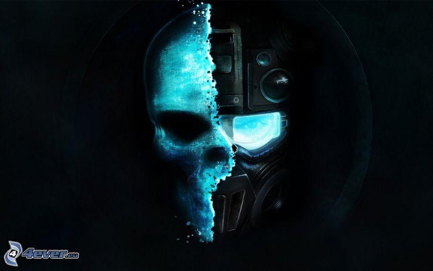 cranio, robot
