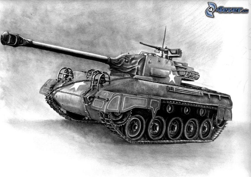 M18 Hellcat, carro armato