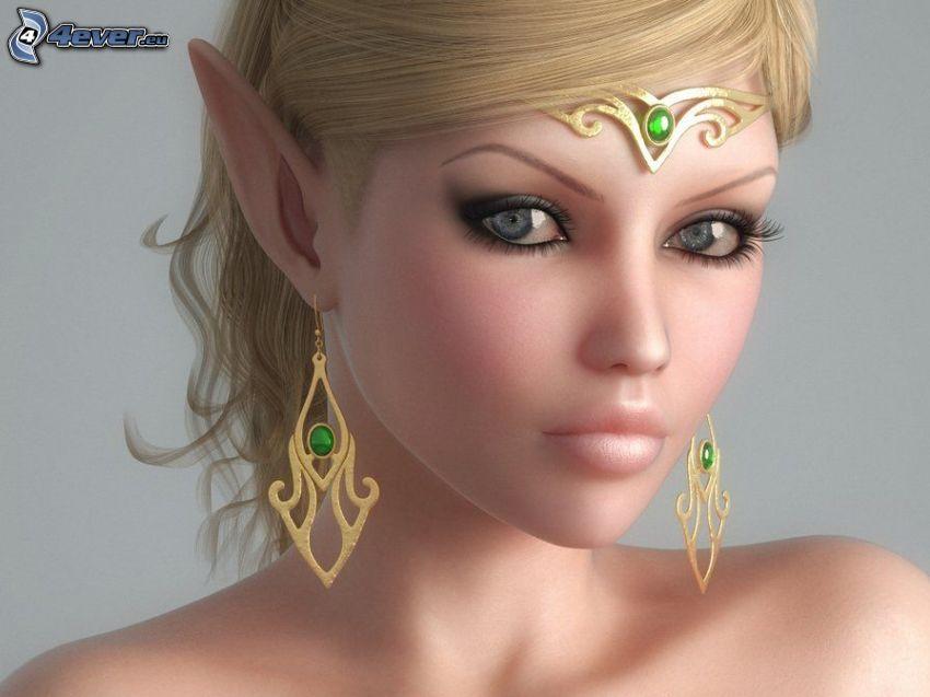 elfa animata