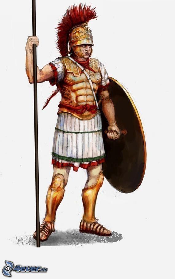 Video gladiatori di roma d il trailer