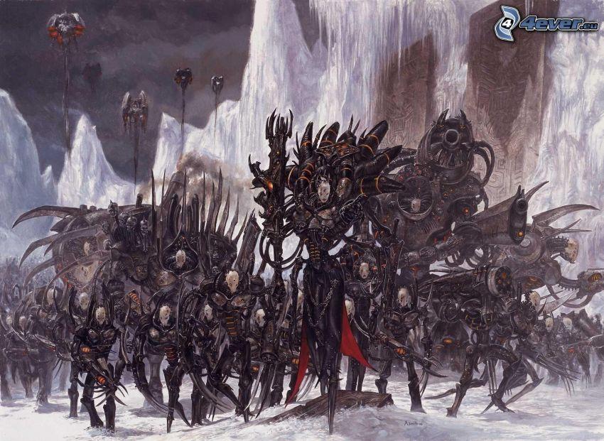 guerrieri