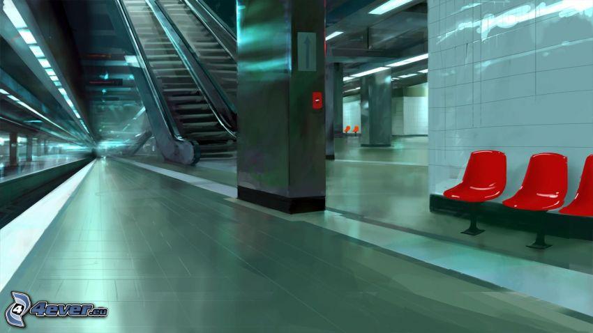 scala mobile, metro