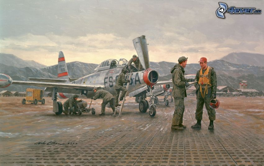 soldati, Elicottero militare