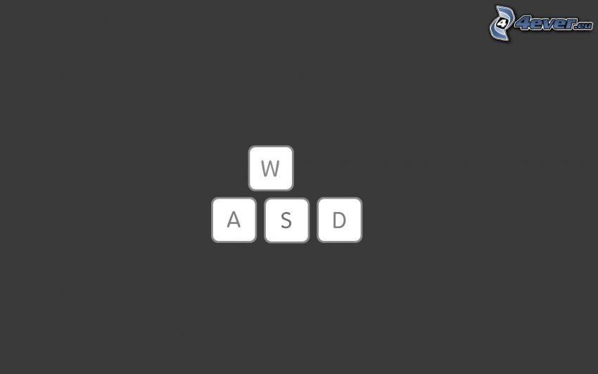 tastiera, lettere