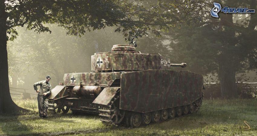 Tiger, carro armato