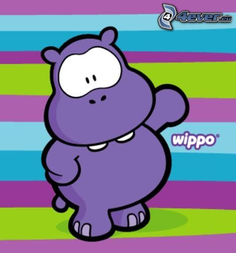 Wippo, ippopotamo