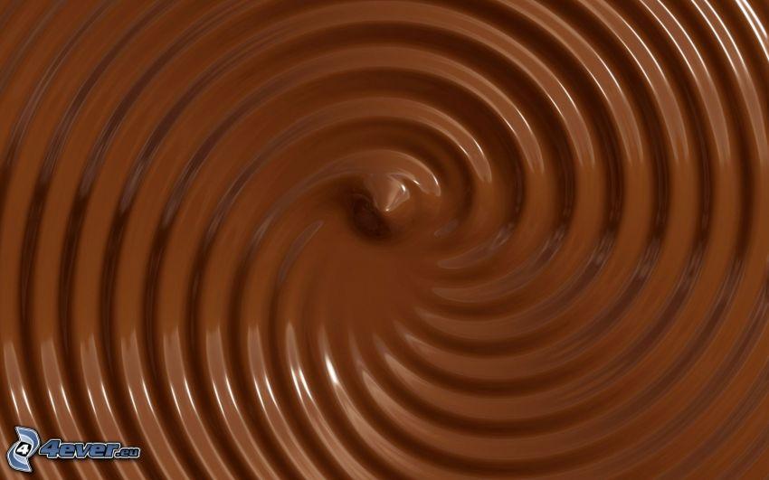 crema di cioccolato