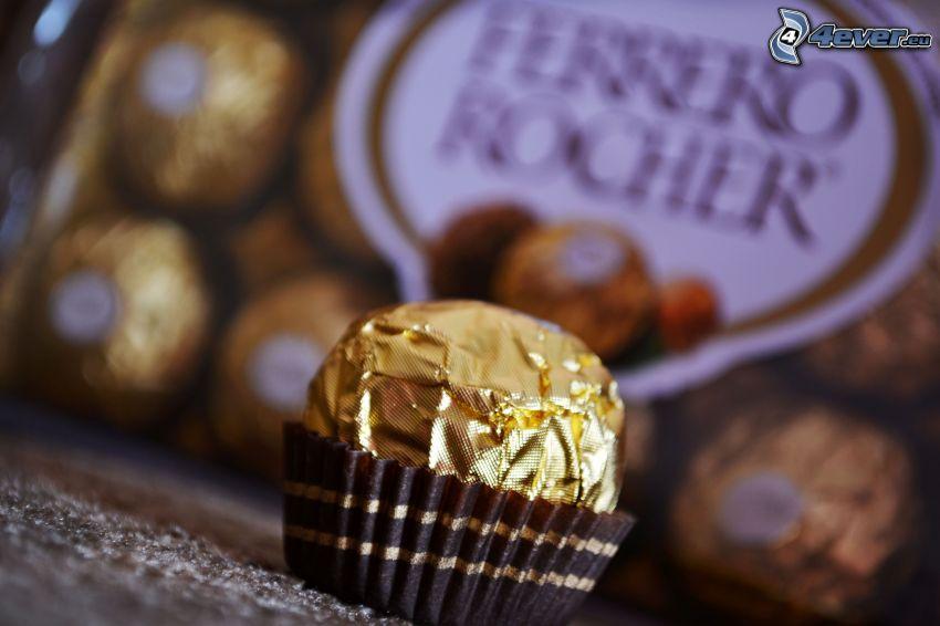 Ferrero Rocher, caramelle