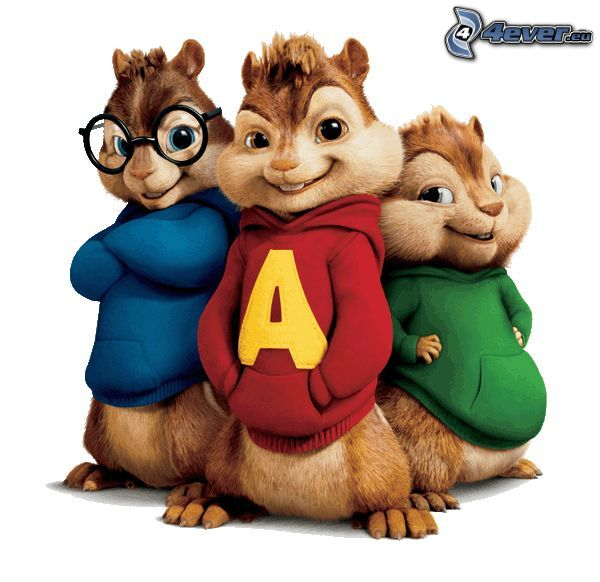 personaggi alvin superstar