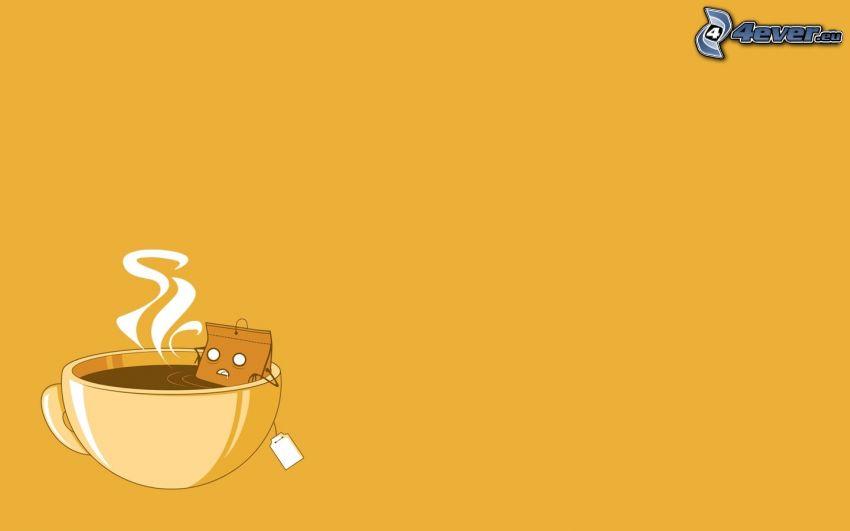 tè, bagno