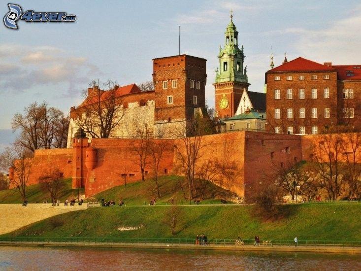 Castello di Wawel, Cracovia