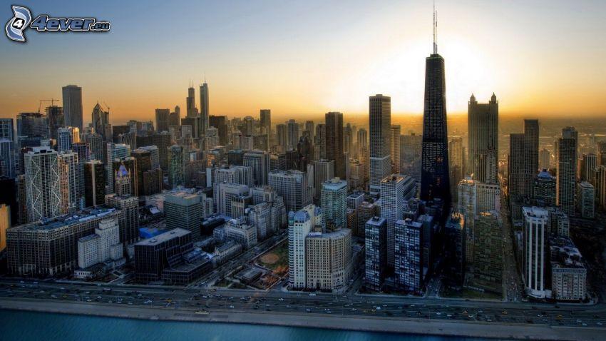 Chicago, grattacieli